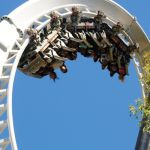 Six Flags Magic Mountain - Full Throttle - 010
